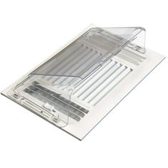 Accord APSWDF Adjustable Magnetic Air Deflector for Sidewall and Ceiling Registers
