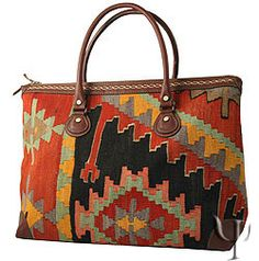 I have always loved Indian blanket purses!