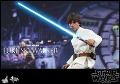 Hot Toys - Star Wars: Episode IV A New Hope - Luke Skywalker