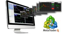 La piattaforma MetaTrader 4 del Broker TRADE.com (indicatori di trading gratuiti)