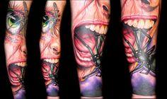 50 fotos de tatuagens de aranhas