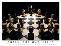 Gotta learn how to play chess