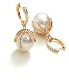 Pearl Dangle Earrings On Sale till Piercing Jewelry Shops Near Me lot Real Ivory Pearl Earrings Pearl And Diamond Earrings, Sterling Silver Earrings, Pearl Studs, Rose Gold Jewelry, Pearl Jewelry, Fashion Jewelry, Women Jewelry, Gold Earrings Designs, Schmuck Design