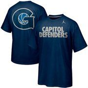 Nike Georgetown Hoyas Basketball Campus Roar - Navy Blue