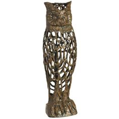 I pinned this Hamburg Owl Statue from the CBK event at Joss and Main!
