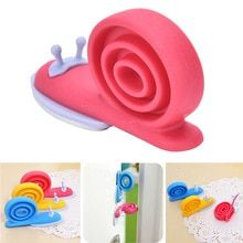 Buy 1PCS Kawaii Cute EVA Plastic Baby Safety Door Stopper Protector For Baby Care Kid Safe Snail Shape Door Stops Random at www.babyliscious.com! Free shipping to 185 countries. 21 days money back guarantee. Home Safety, Baby Safety, Child Safety, Kids Hammock, Kids Swing, Cute Little Baby, Little Babies, Moma, Baby Shower Gifts