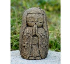 Pure Reiki Healing Mastery - Amazing Secret Discovered by Middle-Aged Construction Worker Releases Healing Energy Through The Palm of His Hands. Cures Diseases and Ailments Just By Touching Them. And Even Heals People Over Vast Distances. Little Buddha, Baby Buddha, Reiki Symbols, Stone Carving, Japanese Culture, Construction Worker, Ceramic Art, Garden Art, Sculpting