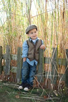 too cute.......great little boys fall outfit