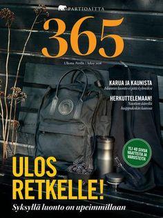 Partioaitta 365 #2 2016 Outdoor Magazine