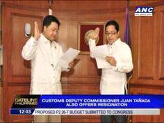 Tañada: 12 years to clean Customs - Yahoo! Philippines News