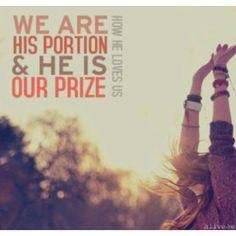 How He Loves Us!
