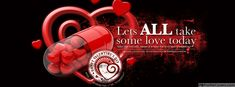 Valentines Day Love - Facebook Timeline Cover