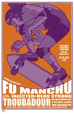 Fu Manchu - Injected - Headstrong