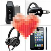 High-tech hook-ups to make the sparks fly on Valentine's Day