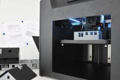 3D Printer 3DKreator Motion at work