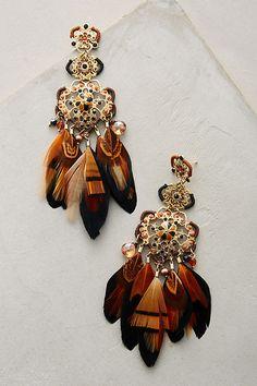 Tapachula Drop Earrings   Anthropologie