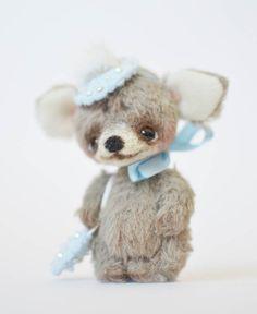 Miniature Mouse Lyalya OOAK