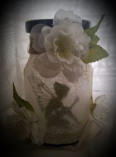 Fairy Jar- Make w/Flameless Timer Candle