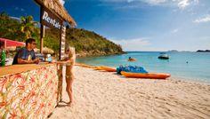 Emerald Beach Resort på De Dansk Vestindiske Øer. Se mere på www.bravotours.dk @Jonathan Campbell Tours #BravoTours #Travel