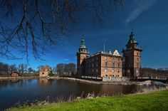 Marsvinsholm Sweden castle