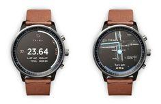Un concept de montre connectée qui va laisser admiratif l'amateur de design qui est en vous