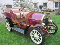 1908 Doriot-Flandrin Type E