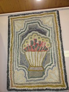 Antique Rug owned by Barb  Carroll
