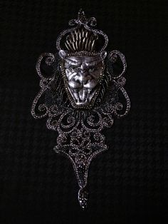 Cersei Lannister dress with chain and lion by TatianartCosplay