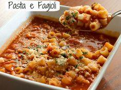 Pasta e Fagoli