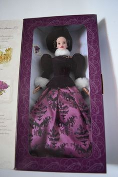 Mattel 17094 BARBIE Holiday Traditions Homecoming Collector Series Hallmark NRFB #Mattel