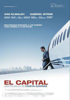 """Tráiler de """"El capital"""". Información, sinópsis y ficha técnica de la película #películas #movies #films"""