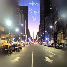 Felices en Buenos Aires