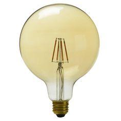 Kichler Lighting 60 W Equivalent Dimmable Amber G30 Vintage Led