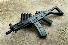 SG 552 Commando 5.56×45mm NATO Find our speedloader now!  http://www.amazon.com/shops/raeind