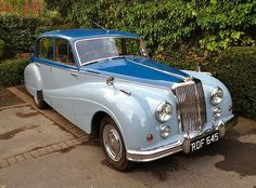 Armstrong Siddeley Sapphire I have 2 of these in the process of restoration. Vintage Cars, Antique Cars, Old Fashioned Cars, Old Lorries, Classic Cars British, Jaguar Daimler, Jaguar E Type, Classic Bikes, Rolls Royce