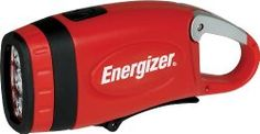 Energizer Weatheready Carabineer Rechargeable Crank Light: A neat tool to keep close-by during the hurricane season - FlashLight Packs