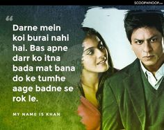41 Profound Bollywood Dialogues That Are Basically Every Millennial's Cheat Sheet To Life Song Lyric Quotes, Movie Quotes, Life Quotes, Lyrics, Friend Quotes, Quotes Quotes, Famous Dialogues, Movie Dialogues, Bollywood Quotes