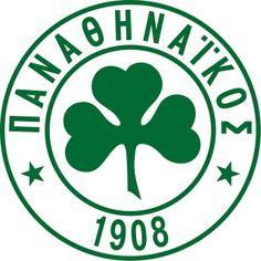 Panathinaikos Athlitikos Omilos (Παναθηναϊκός Αθλητικός Όμιλος / Panathinaikos Athletic Club) | Country: Greece / Ελλάδα. País: Grecia. | Founded/Fundado: 1908/02/03 | Badge/Crest/Logo/Escudo.