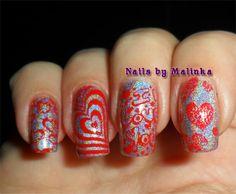 Nails by Malinka: Valentijnsdag (3) - Valentines Day