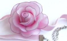 como hacer flores con medias y alambre - Buscar con Google