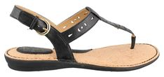 b.o.c. Women's Charel Black Sandal 11 M >> Check out this great image  : Sandals