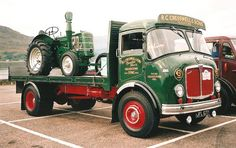 AEC Mercury by scotrailm, via Flickr