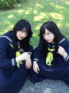 クランクイーーーン!私は人見知りしないタイプ。   今日から俺は!!オフィシャルブログ Powered by Ameba School Girl Japan, Japan Girl, Japanese Beauty, Japanese Fashion, Cute School Uniforms, Manga Clothes, Japanese School Uniform, Cosplay Characters, Korea