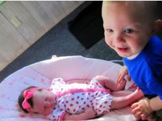 """After 3 Sons I Finally Got My Daughter! – Testimonial #1638 """"We are so happy to inform Chapel Hill Tubal Reversal Center that we have welcomed our second tubal reversal baby into our family in May 2014! This is our second child in less than two years after having the reversal surgery!"""""""