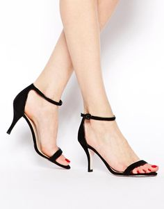 ASOS | ASOS HARLEQUIN Heeled Sandals at ASOS