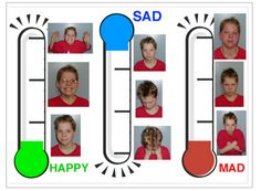 Mood Thermometers