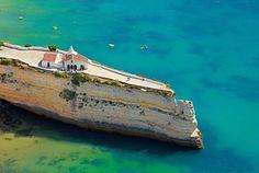 Forte de Nossa Senhora da Rocha, Lagoa  #Portugal #Travel #Lagoa #Algarve