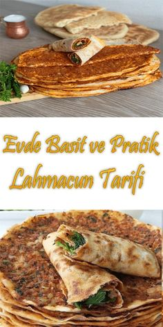 Easy Dinner Recipes, Easy Meals, Turkish Recipes, Ethnic Recipes, Good Food, Yummy Food, Easy Food To Make, Iftar, No Cook Meals