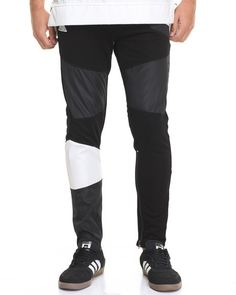 Find B P Paneled Fleece Pants Men's Jeans & Pants from Black Pyramid & more at DrJays. on Drjays.com