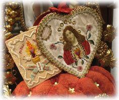 Sublime Stitching - Sacred Hearts